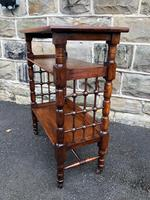 Liberty's Antique Oak Occasional Table (4 of 7)