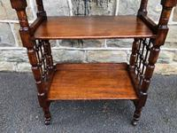 Liberty's Antique Oak Occasional Table (6 of 7)
