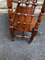 Liberty's Antique Oak Occasional Table (7 of 7)