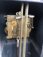 Antique Figured Walnut Granddaughter Clock (9 of 12)
