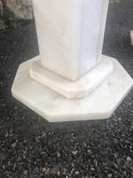 Pair of Marble Column Stands (7 of 7)