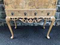 Antique Burr Walnut Cocktail Cabinet by Epstein (4 of 9)