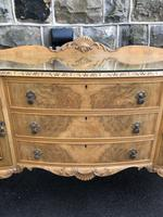 Antique Burr Walnut Sideboard by Epstein (2 of 9)