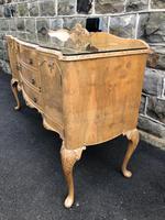 Antique Burr Walnut Sideboard by Epstein (3 of 9)