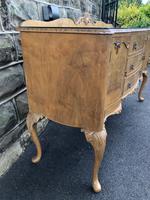 Antique Burr Walnut Sideboard by Epstein (4 of 9)