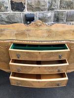 Antique Burr Walnut Sideboard by Epstein (5 of 9)