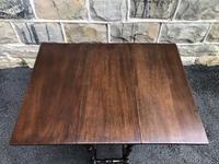 Edwardian Mahogany Sutherland Table (2 of 6)