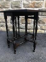 Edwardian Mahogany Sutherland Table (5 of 6)