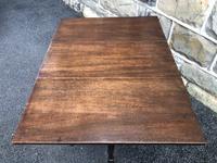 Edwardian Mahogany Sutherland Table (6 of 6)