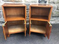 Pair of Mahogany Bedside Cabinets c.1910 (6 of 8)