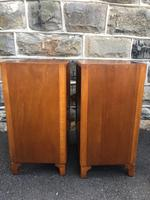 Pair of Mahogany Bedside Cabinets c.1910 (8 of 8)