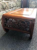 Antique Oriental Chinese Huanghuali Opium Table (6 of 7)