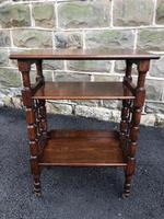 Liberty's Oak Occasional Table (3 of 8)