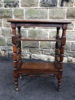 Liberty's Oak Occasional Table (8 of 8)