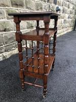 Liberty's Oak Occasional Table (2 of 8)