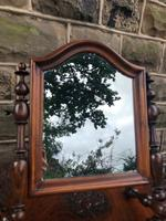 Antique Military Campaign Mirror (5 of 7)