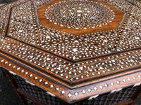 Fine Anglo Indian Hoshiarpur Coffee Table (7 of 10)