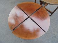 Edwardian Nest of 5 Mahogany Tables (8 of 13)