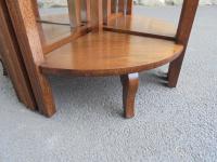 Edwardian Nest of 5 Mahogany Tables (13 of 13)