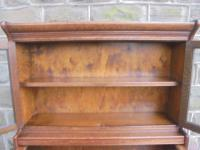 Antique English Oak Stacking Solicitors Bookcase by Gunn (2 of 9)