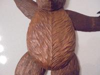 Unusual Black Forest Articulated Bear (7 of 10)