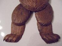 Unusual Black Forest Articulated Bear (6 of 10)