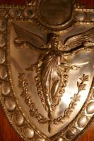 Large Arts & Crafts Shield Trophy with Nike the Goddess of Victory (4 of 7)