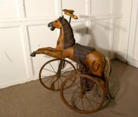 20th Century Copy of a Victorian Toy Tricycle Pedal Horse (2 of 8)