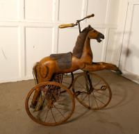 20th Century Copy of a Victorian Toy Tricycle Pedal Horse (8 of 8)
