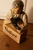 Phillips Stick a Soles & Heels Cobblers Shop Advertising Display Model (3 of 9)
