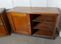 Pair of Fine Mahogany Filing Cabinet from the London & North Eastern Railway (2 of 10)