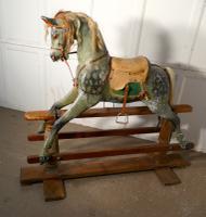 19th Century Rocking Horse (3 of 14)
