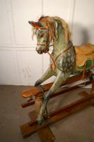 19th Century Rocking Horse (4 of 14)