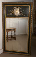 French Trumeau Style Console Mirror (6 of 7)