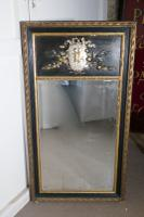 French Trumeau Style Console Mirror (3 of 7)