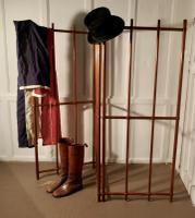 Victorian Arts & Crafts Pitch Pine Room Divider