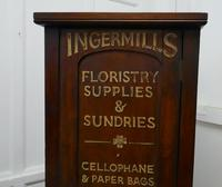 Victorian Mahogany Tall Shelved Shop Cupboard (6 of 8)