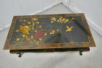 Painted & Lacquered Chinoiserie Coffee Table (2 of 7)
