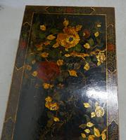 Painted & Lacquered Chinoiserie Coffee Table (7 of 7)
