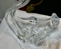 Baccarat Crystal Swan Shaped Lamp (5 of 7)