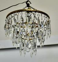 Charming Waterfall 3 Tier Pendant Chandelier (4 of 5)
