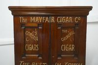 Victorian Humidor Painted For Cigar Store Display (6 of 9)