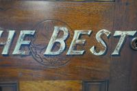 Victorian Humidor Painted For Cigar Store Display (8 of 9)