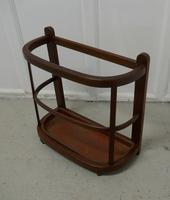Curved French Stick Stand or Umbrella Hall Stand