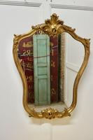 19th Century French Gilt Console or Hall Table & Matching Mirror Set (11 of 11)
