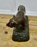 Ferocious Bronze Tiger Statue (3 of 6)