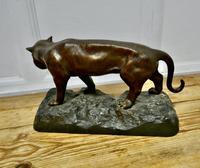 Ferocious Bronze Tiger Statue (5 of 6)
