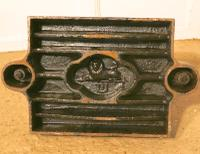 19th Century, Brass & Cast Iron Flower or Book Press (3 of 5)