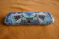 Russian Silver Cloisonné Imperial Eagle Cigar Case (6 of 11)
