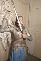 Life Size Sculpture, Joan of Arc From a French Cathedral (7 of 19)